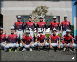 社内野球部「F化成 野球部様」(神奈川県)